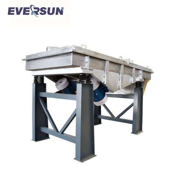 Linear-sieving-machine