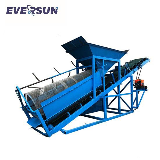 rotary-screener