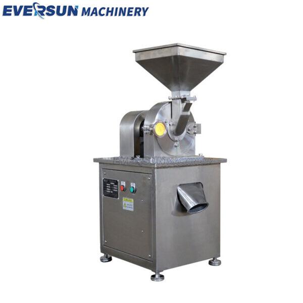 máquina pulverizadora